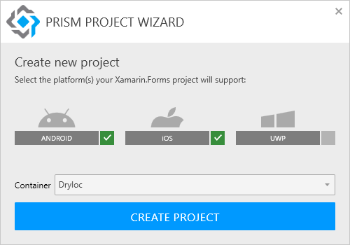 Creating a movie app using Xamarin Forms and Prism – Part 1